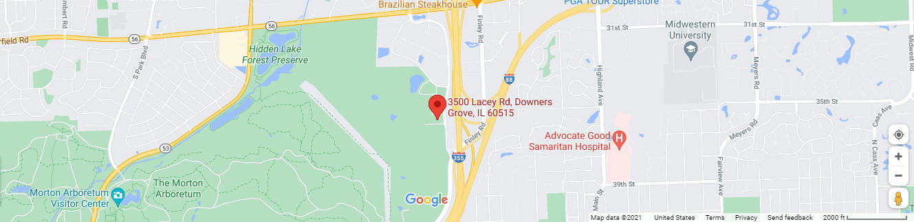 3500 Lacey Map