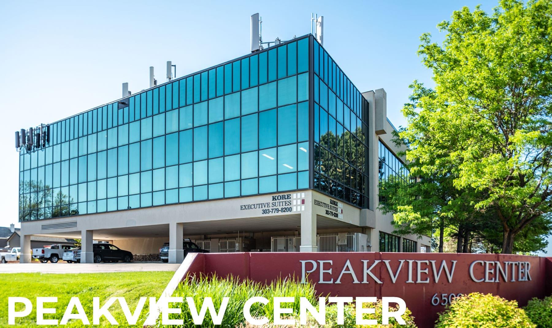PEAKVIEW CENTER GREENWOOD VILLAGE, CO
