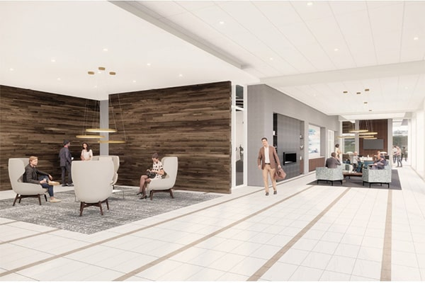 Rosemont Entry Lounge